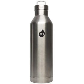 MIZU V8 - Gourde - with Stainless Steel Cap 800ml noir